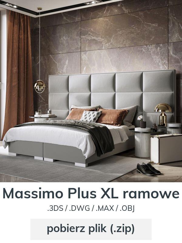 Massimo Plus XL ramowe
