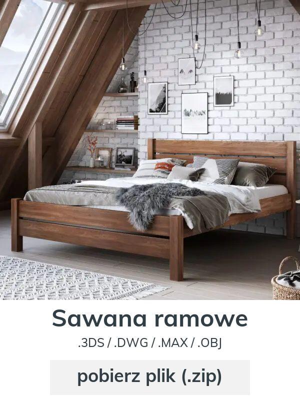 Sawana ramowe