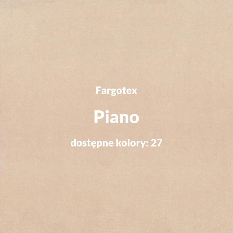 Fargotex - Piano - Obicia Tempur