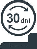 30 dni na zwrot