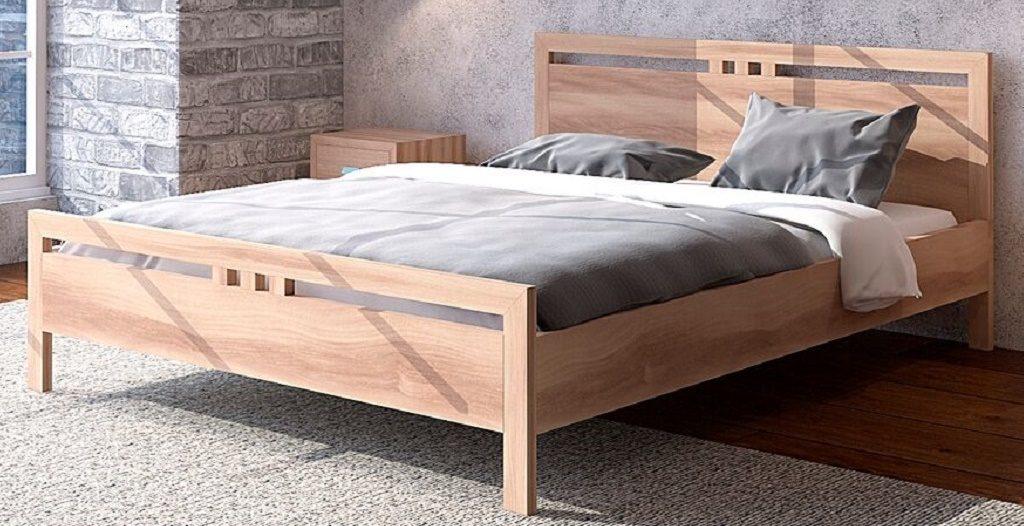 Łóżko drewniane FIORE