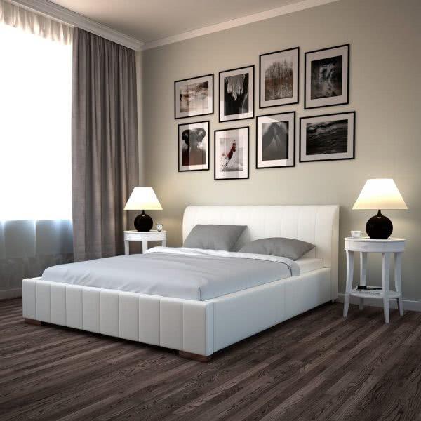 łóżko kontynentalne next