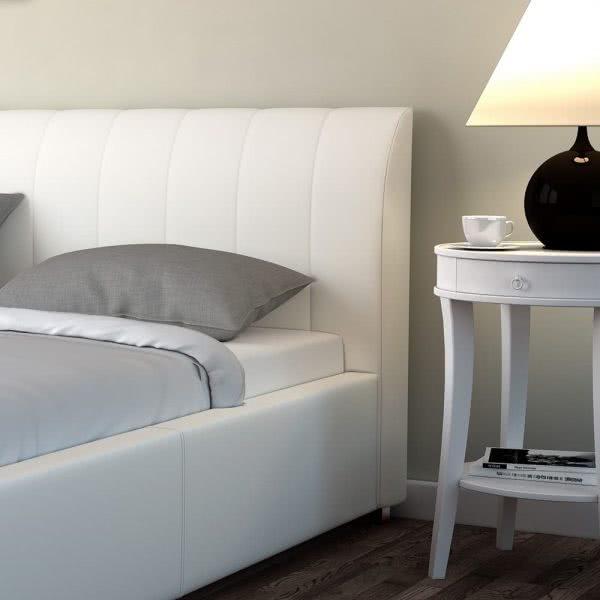 Łóżko_Next wezgłowie