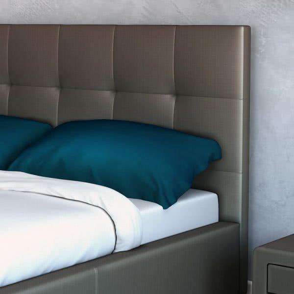 Łóżko Smart wezgłowie