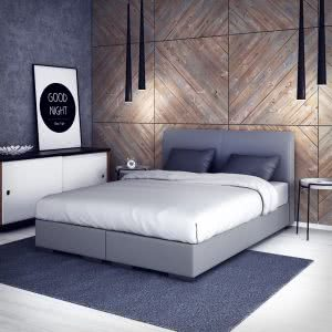 Łóżko kontynentalne Argo Senpo