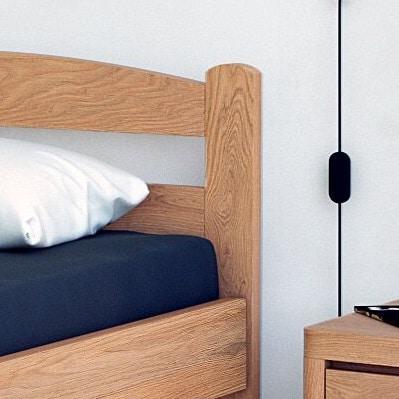 Łóżko drewniane Łuk Senpo