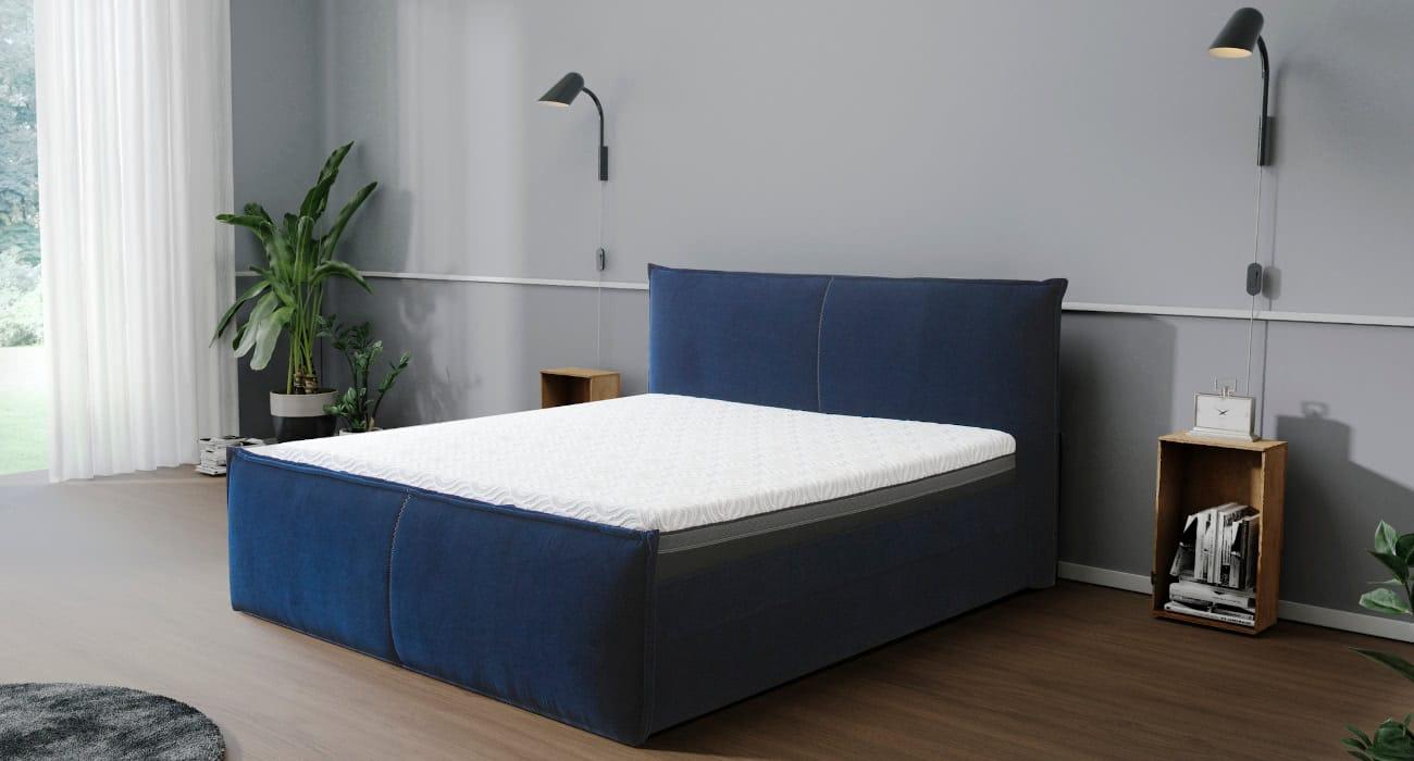 łóżko tulia box tempur