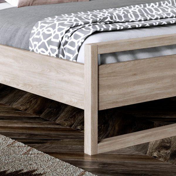 łóżko santiago rama