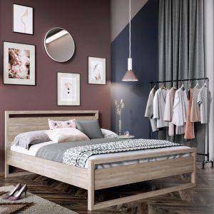 łóżko santiago miniatura nowe