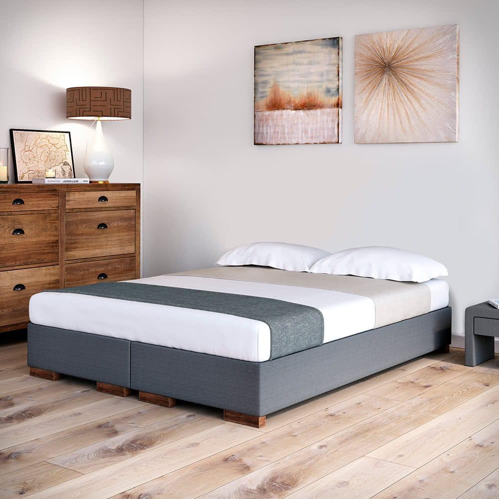 Baza łóżka kontynentalnego