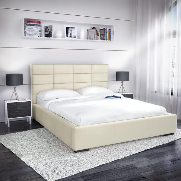 Łóżko tapicerowane Ferrera Senpo