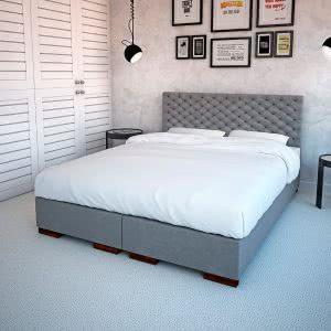 Łóżko kontynentalne Porto Senpo