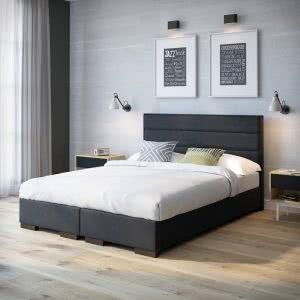 Łóżko kontynentalne Street Senpo