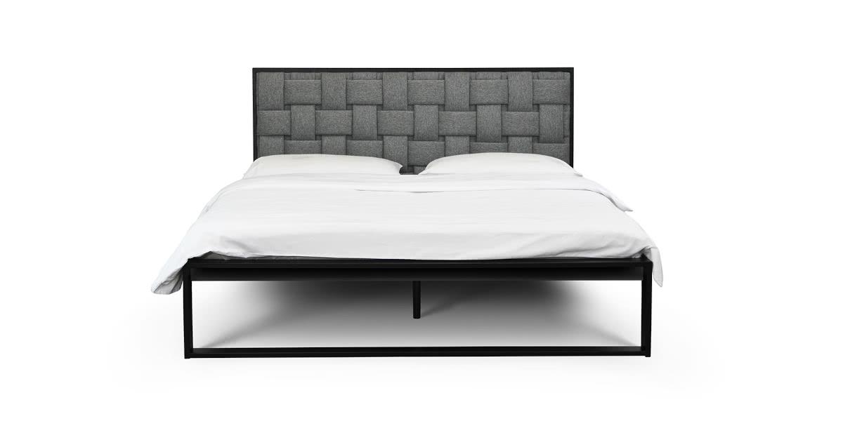 łóżko metalowe reya comfero