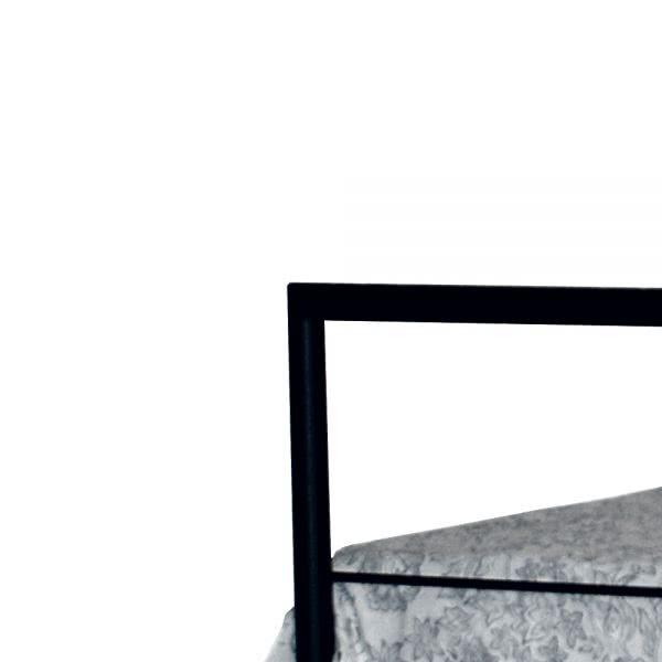 Łóżko metalowe ERYKA CAMFERO