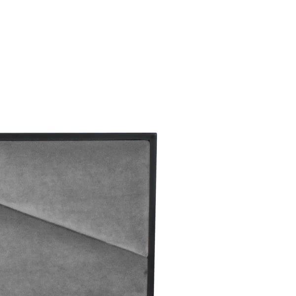Łóżko metalowe Camfero CONTRA zagłówek
