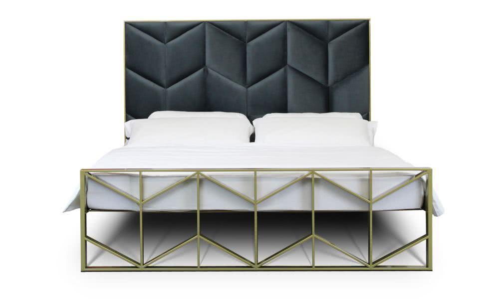 Łóżko loftowe Nuta Camfero