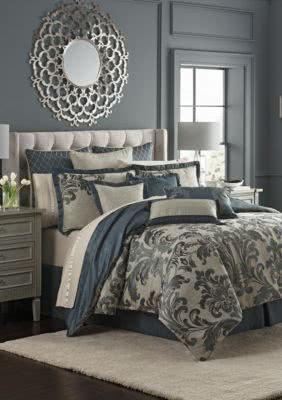 Elegancka sypialnia - poduszki inarzuta
