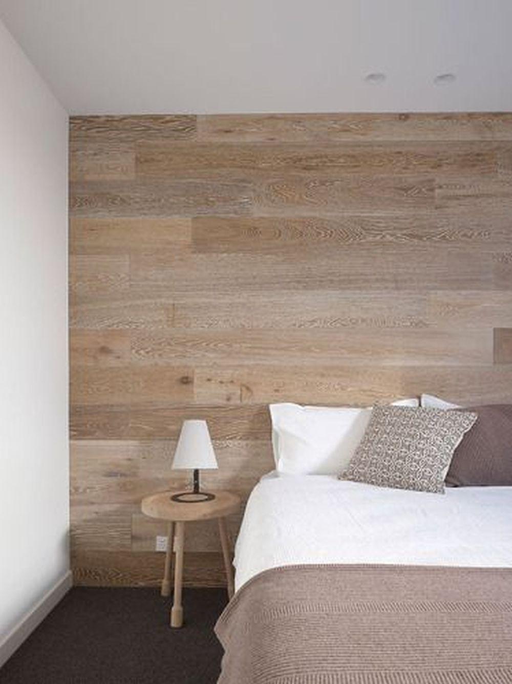 Sypialnia rustykalna - lampka nocna