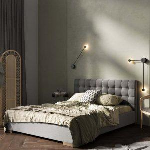 Łóżko tapicerowane Bravo Senpo