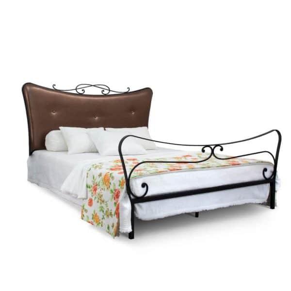 Łóżko metalowe Cava Camfero