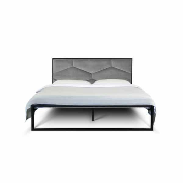 Łóżko metalowe Contra Camfero