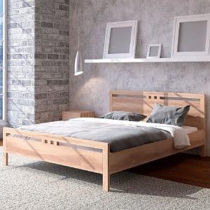 Łóżko drewniane Fiore Senpo