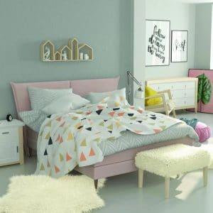 Łóżko Ladylike Hilding kontynentalne