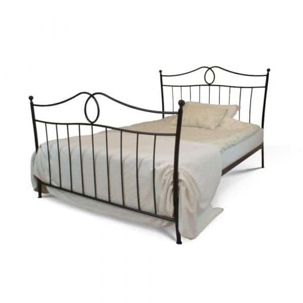Łóżko metalowe Pola Camfero