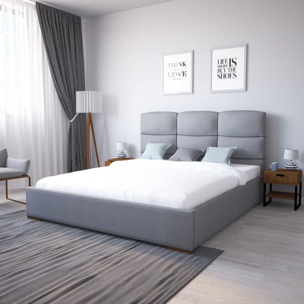 Łóżko Quando - kolekcja 2020