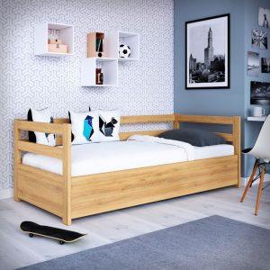 Łóżko drewniane Slim Z Senpo