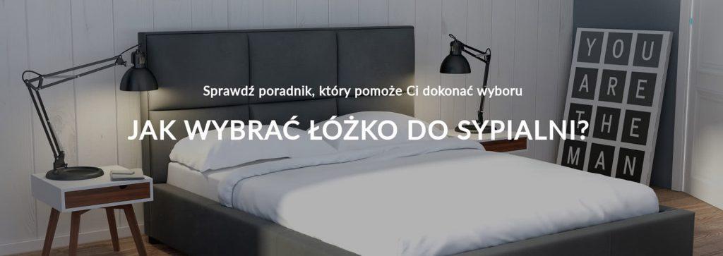 Jak wybrać łóżko do sypialni?  Łóżko Massimo Plus