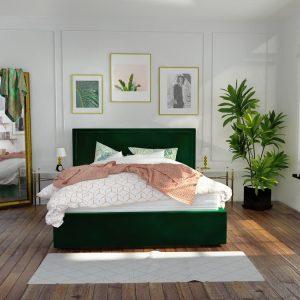 Łóżko momiko hilding