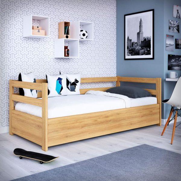 Łóżko Slim Z firmy SENPO