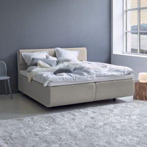 Łóżko tempurt north box