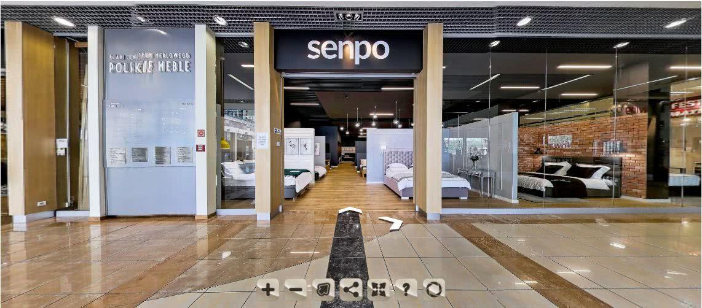 Spacer poSalonie Senpo