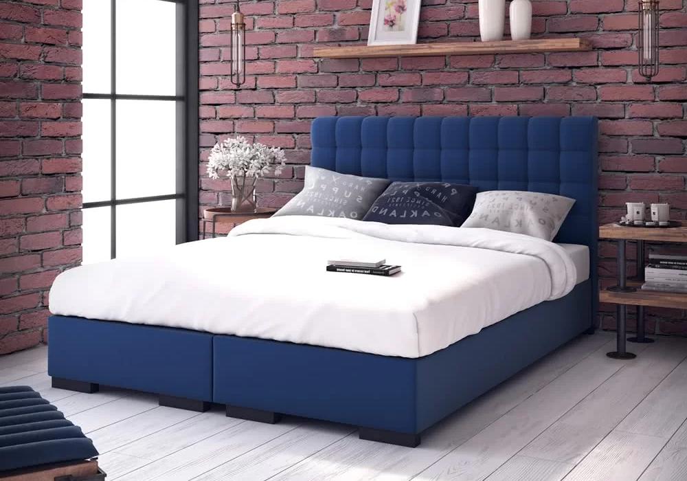 łóżko brawo kontynentalne