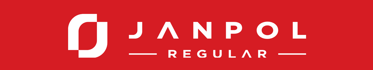 Materac Janpol Regular Logo Kolekcji