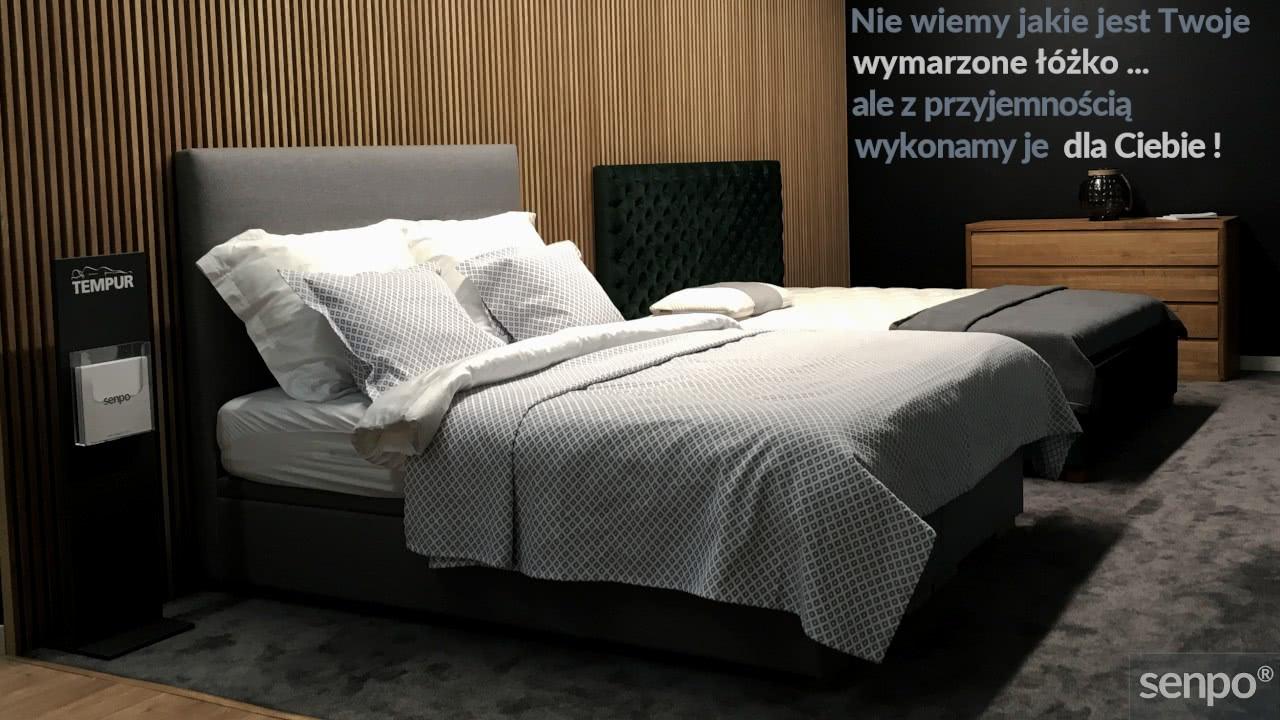 łóżko nawymiar