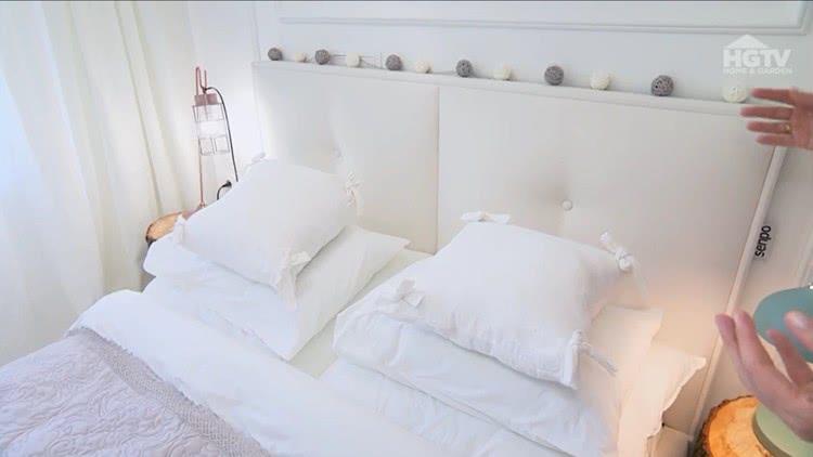 Łóżko magnolia wtvn domowe rewolucje