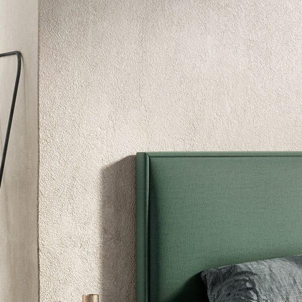 Łóżko tapicerowane Magnolia Senpo zagłówek
