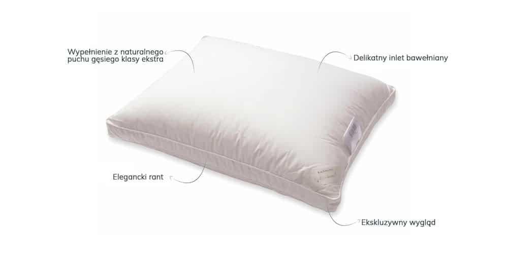 Poduszka materacowa prestige