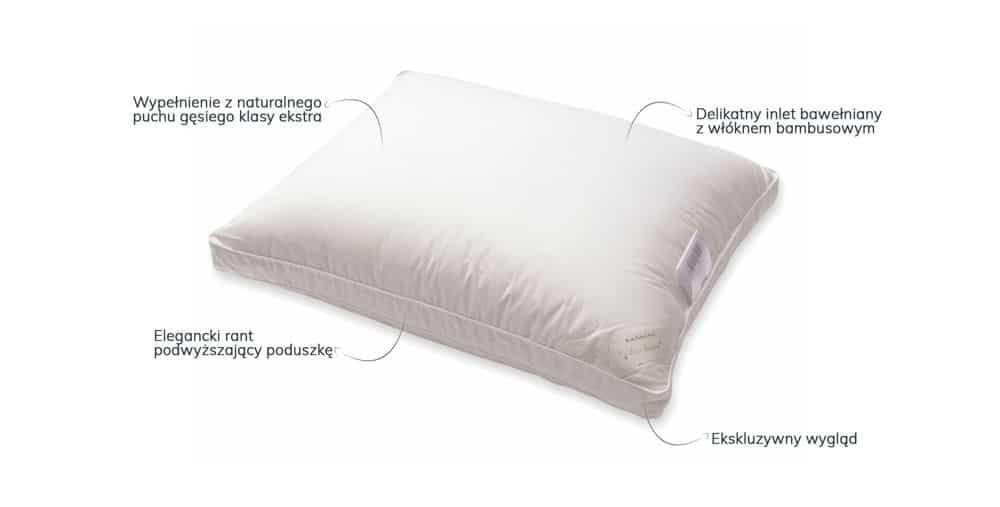 poduszka materacowa