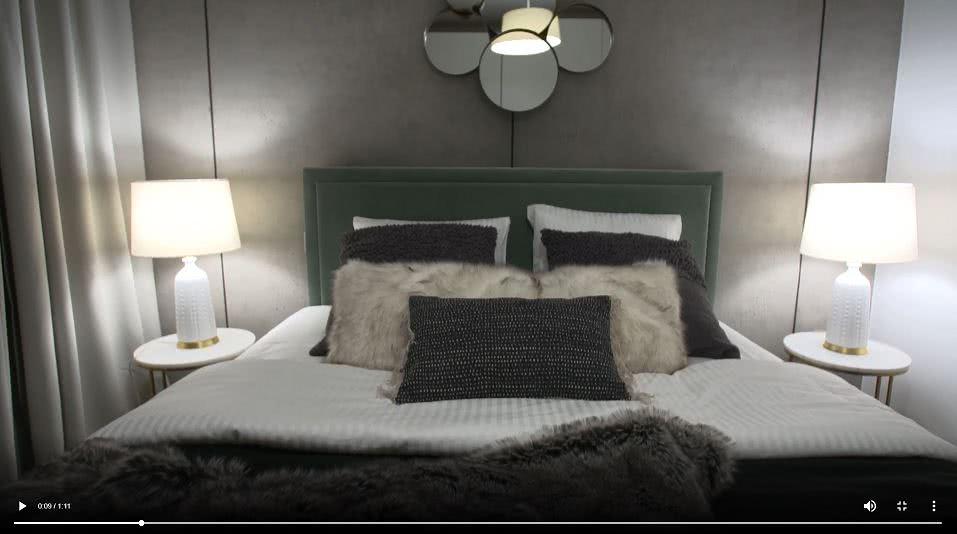 łóżko Simple whgtv