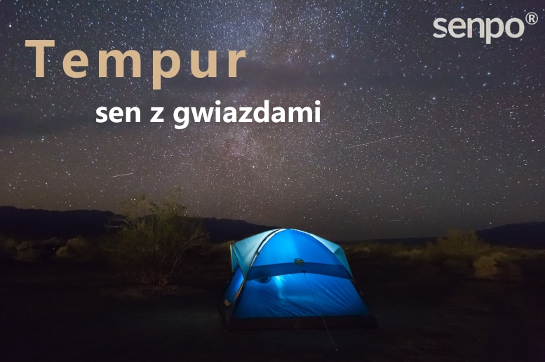 Tempur - sen z gwiazdami blog