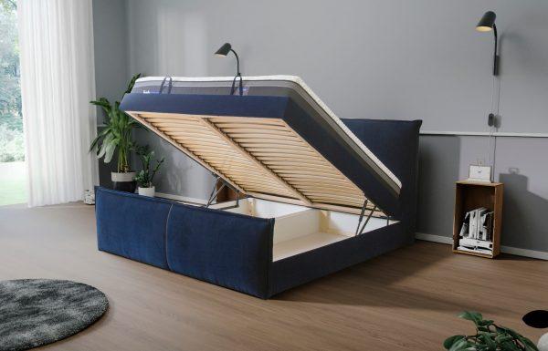 łóżko tulia pojemnik